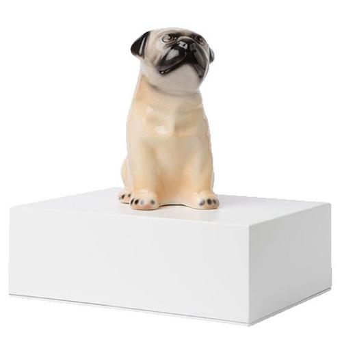 Urnes statuettes d'animaux