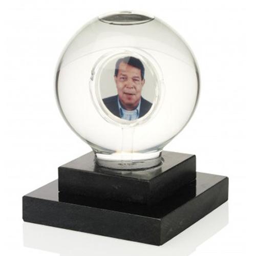 Souvenirs en verre