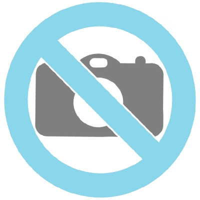 Mini-urne en céramique avec bougeoir 'Tournesol'